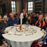 Former students at the Lady Mabel College of Physical Education, recently attended a lunch to celebrate the 70th anniversary of the college's opening. The lunch took place in the Lower Gallery at Wentworth Woodhouse, which used to be their dining room
