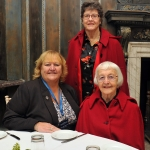 Former students at the Lady Mabel College of Physical Education, recently attended a lunch to celebrate the 70th anniversary of the college's opening. The lunch took place in the Lower Gallery at Wentworth Woodhouse, which used to be their ining room.